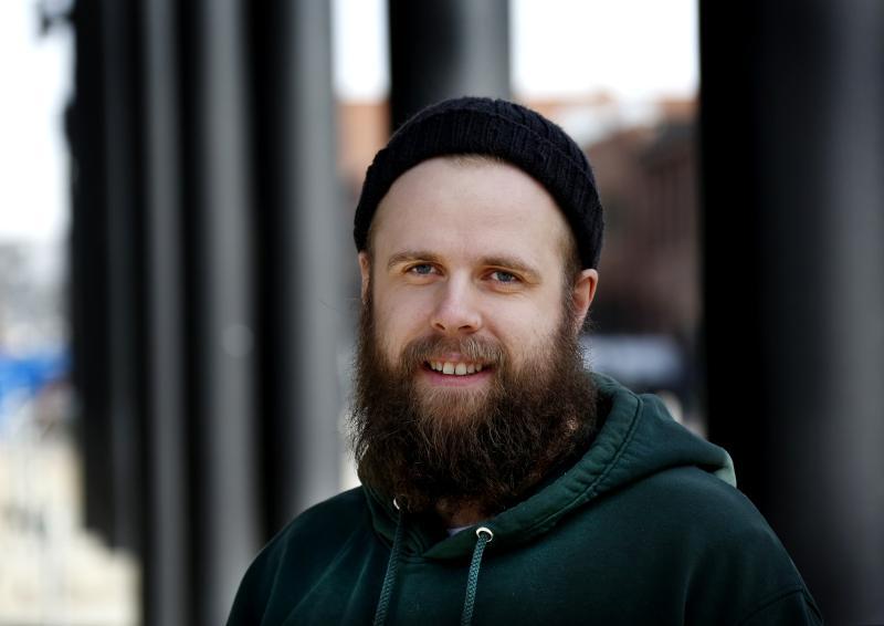 Egil Hægeland, BIM student